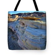 Evening In Valley Of Fire State Park Tote Bag