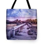 Evening Invitation Tote Bag