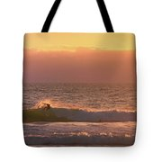 Evening Layers Tote Bag