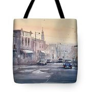 Evening Light In Appleton Tote Bag