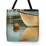 Evening Light On Pipit Tote Bag