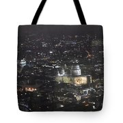 Evening London Tote Bag