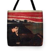 Evening. Melancholy Tote Bag