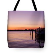 Evening Of Peace - Jersey Shore Tote Bag