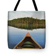 Evening Paddle  Tote Bag