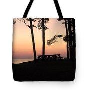 Evening Picnic Tote Bag