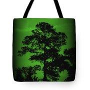 Evening Pine Tote Bag