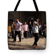 Evening Prayer Tote Bag