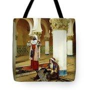 Evening Prayer Tote Bag