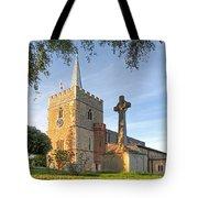 Evening Prayers Tote Bag