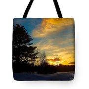 Evening Rising 2 Tote Bag