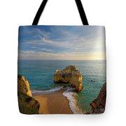 Evening Rocha Rocks Tote Bag