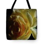 Evening Rose Tote Bag