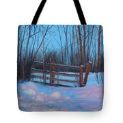 Evening Show Tote Bag by Tammy Taylor