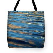 Evening Silk Tote Bag