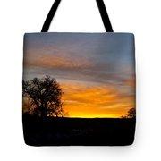 Evening Sky 2 Tote Bag