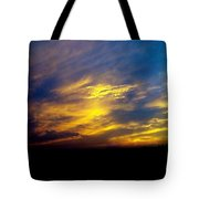 Evening Sky 5 Tote Bag