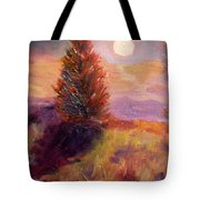 Evening Splendor Tote Bag