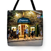 Evening Stroll Tote Bag