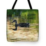 Evening Swim Tote Bag