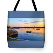 Evening Tranquility Tote Bag