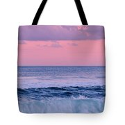 Evening Waves 2 - Jersey Shore Tote Bag