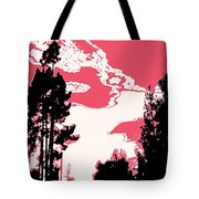 Evening Dancer Tote Bag