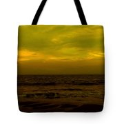 Evening's Contemplation Tote Bag
