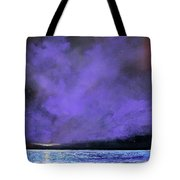 Evenings End Tote Bag