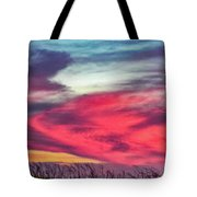 Evening's Palette 2 Tote Bag
