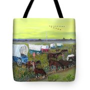 Evening's Rest Tote Bag