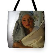 Evenings Thoughts Tote Bag