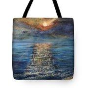 Evenning Sun Tote Bag