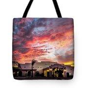 Event Center Tote Bag