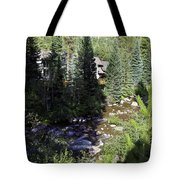 Ever Vail Tote Bag
