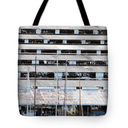 Everett Boathouse Tote Bag
