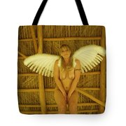 Everglades Angel Tote Bag