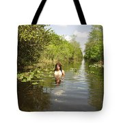 Everglades Beauty One Tote Bag