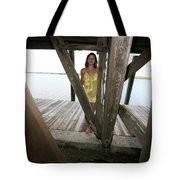 Everglades City Beauty 521 Tote Bag