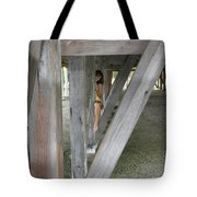 Everglades City Beauty 527 Tote Bag