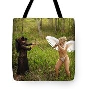 Everglades City Glamour 151 Tote Bag