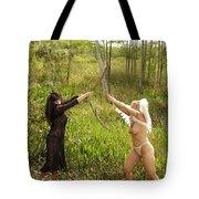 Everglades City Glamour 154 Tote Bag