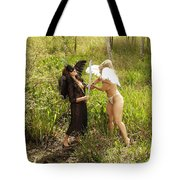 Everglades City Glamour 155 Tote Bag