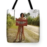 Everglades City Photographer 432 Tote Bag