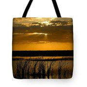 Everglades Evening Tote Bag