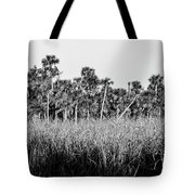 Everglades Grasses And Palm Trees 2 Tote Bag