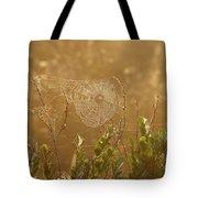 Everglades Morning Tote Bag