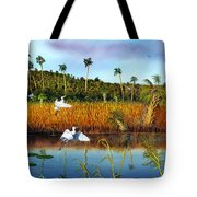 Everglades Sanctuary Tote Bag