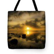 Everglades Sunrise Tote Bag