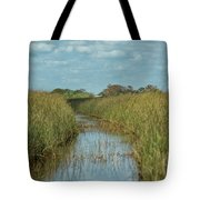 Everglades Trail Tote Bag